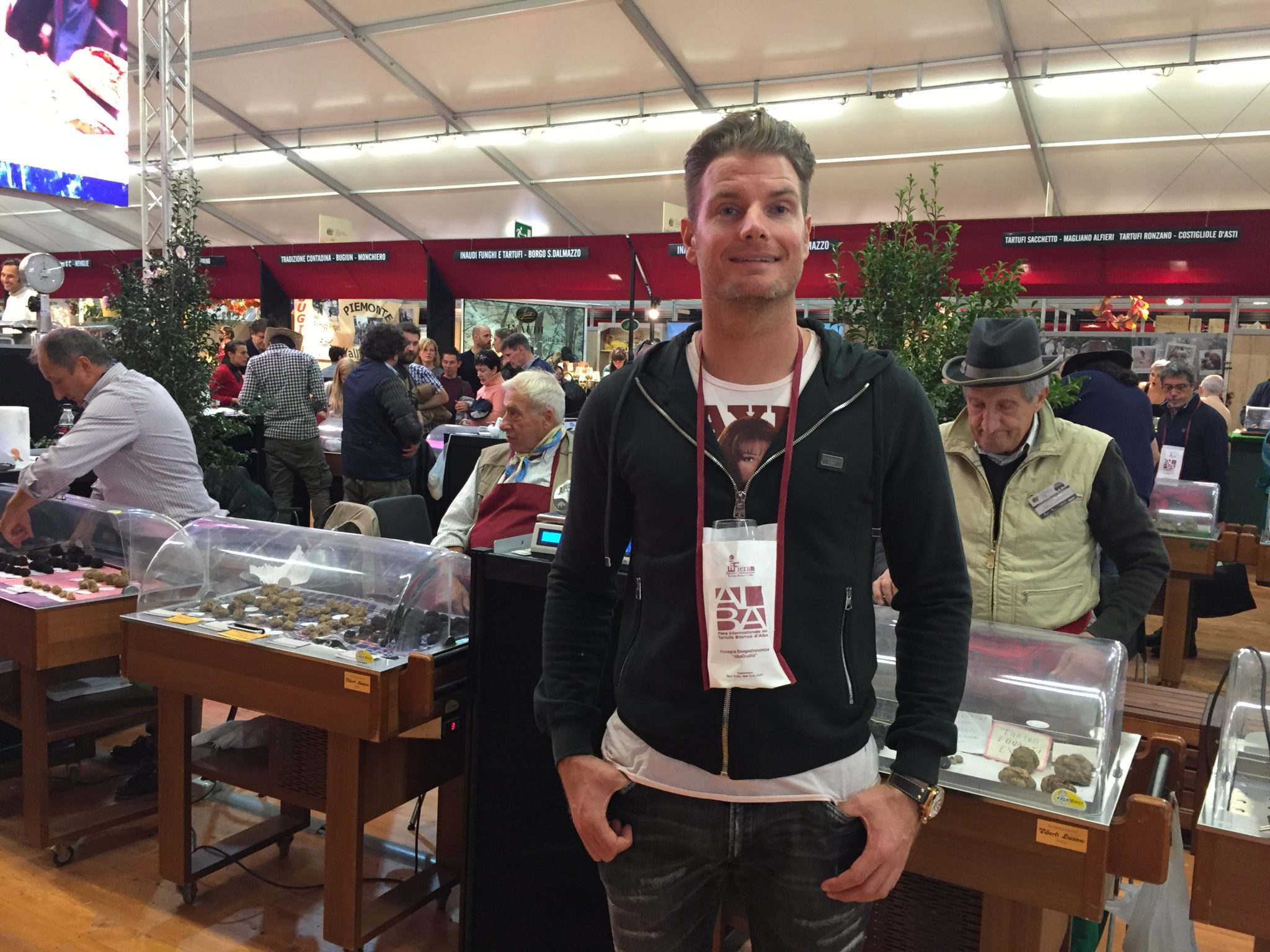 Foodiletto Truffle Fair