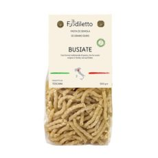 Foodiletto Busiate Durum Wheat