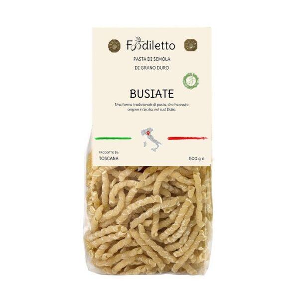 Foodiletto Busiate Durum Wheat