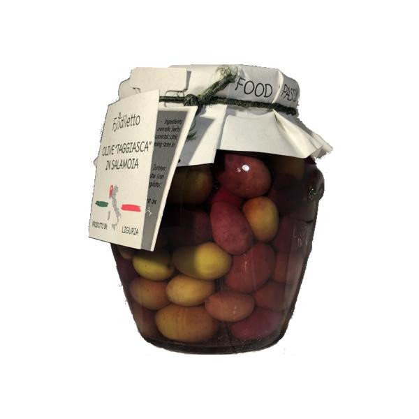 Olives Taggiasca