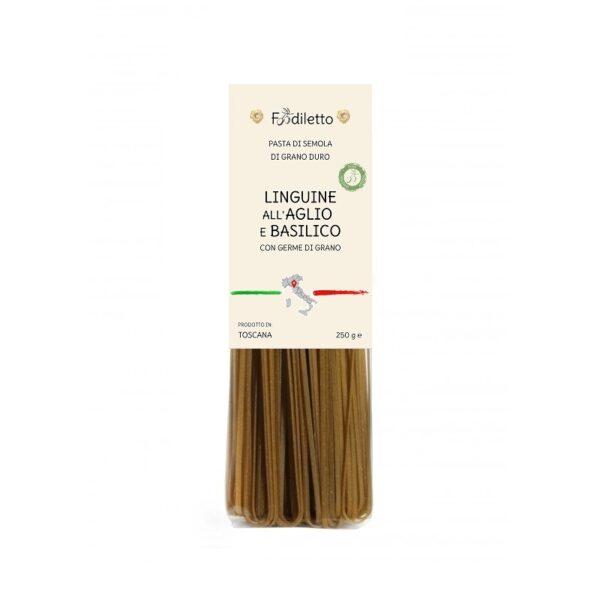 Foodiletto Linguine Ail Basilic