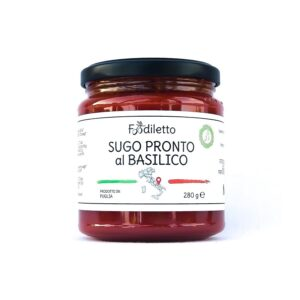 Foodiletto Tomato Sauce Basil