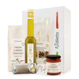 Foodiletto Gift Gnocchi Garganelli
