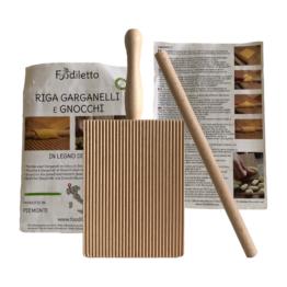Foodiletto Board Gnocchi Garganelli