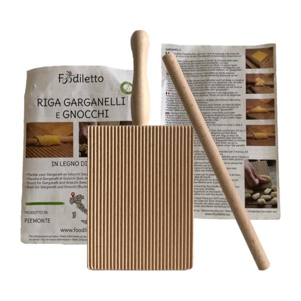 Foodiletto Planche Gnocchi Garganelli